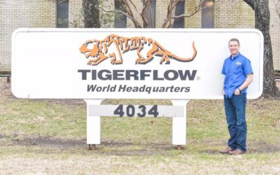 TIGERFLOW Systems LLC Names Brian Antal as Mechanical Engineering Lead
