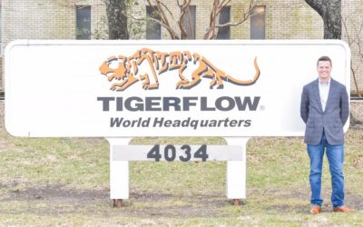 TIGERFLOW Systems LLC Names Ryan A. Montgomery as Regional Sales Manager – Texas & Oklahoma