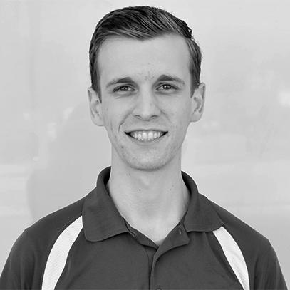 Chaz Ward, Applications Engineer