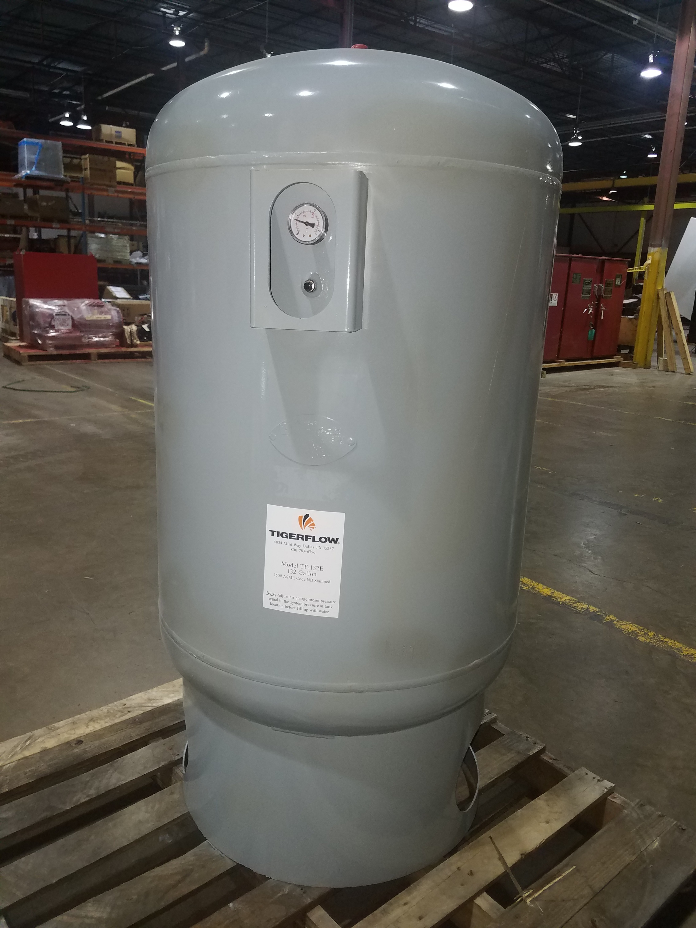 Hydropneumatic Tanks and Their Use with Domestic Water Boosters