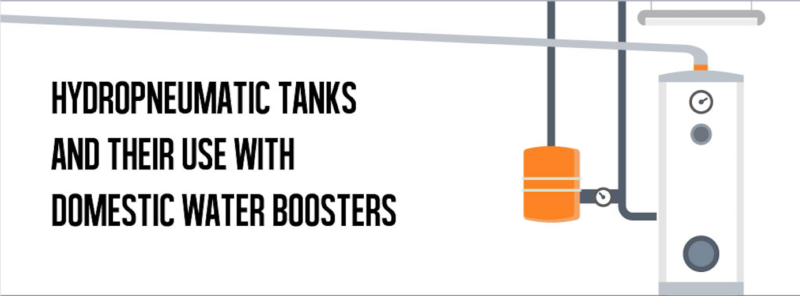 hydropneumatic tanks